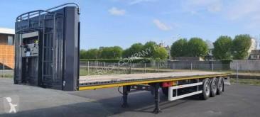 Semitrailer platta Kässbohrer SPS XS dispo