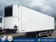 Chereau TAILLIFT carrier steeraxle semi-trailer used mono temperature refrigerated
