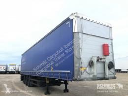 Sættevogn Schmitz Cargobull Varios Curtainsider glidende gardiner brugt