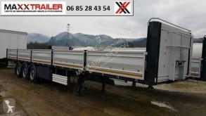 semirremolque Kässbohrer RIDELLES ACIER / ALU DISPO USINE