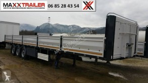 Semirremolque caja abierta Kässbohrer RIDELLES ACIER / ALU DISPO USINE