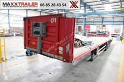 Fruehauf REVIONS ATELIER MINES UN AN semi-trailer used flatbed