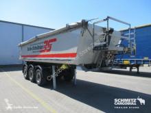 semi remorque Schmitz Cargobull Semitrailer Tipper Alu-square sided body 24m³