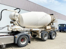 SF32 BM/BT SF32 BM/BT Betonmischauflieger ca. 10m³, Liftachse used other semi-trailers