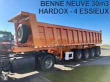 semirremolque Sodexim BENNE ACIER 30m3