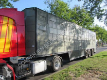 Finkl SAV35 semi-trailer used cattle