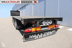Fruehauf flatbed semi-trailer RECONDITIONNE DISPO IMMEDIATE MINES UN AN