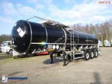 Semirimorchio cisterna LAG Bitumen tank inox 33.4 m3 / 1 comp