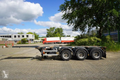 D-TEC CONTAINER TRAILER semi-trailer used container