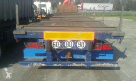 Semitrailer Metaco Non spécifié platta begagnad