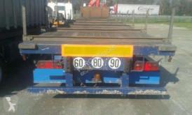 Metaco flatbed semi-trailer Non spécifié