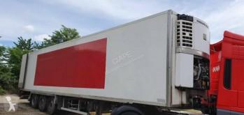 Frappa többhőmérsékletes hűtőkocsi félpótkocsi