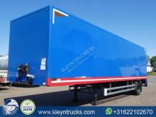 semi remorque Pacton CITY STEER AX taillift nl apk 11/2