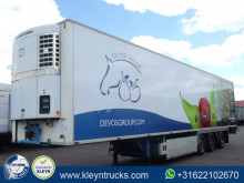 semi remorque Chereau THERMOKING SL250 saf axles