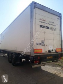 Trouillet box semi-trailer SR2 Fourgon