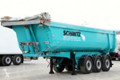 semi remorque Schmitz Cargobull TIPPER 28 M3 / WHOLE STEEL / FLAP-DOORS /