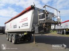 semi remorque Schmitz Cargobull Kipper Alukastenmulde Thermomulde 25m³