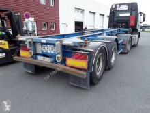 Samro CHASSIS 20 PIEDS semi-trailer used chassis