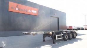 tweedehands trailer containersysteem