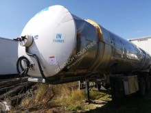 ETA semi-trailer damaged food tanker
