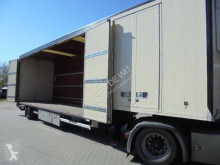 semi remorque Floor steering, air suspension, side doors, taillift, heating