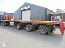 Broshuis 27.7 mtr total 2x extendable semi-trailer