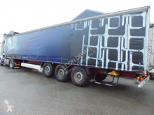 semi remorque Krone Steel transporter Sliding roof 30 rungs