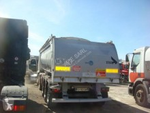 Stas semi-trailer used tipper