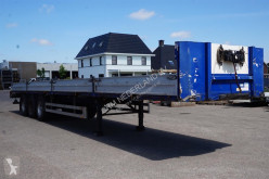 Semi remorque plateau Pacton Flatbed with Twistlocks / 40ft. / 30ft. / 2 x 20ft.