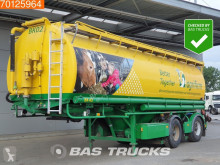 Semi reboque cisterna Welgro 97 WSL 33-24 39.9m3 / 7 / Lenkachse Animal Food / Futter