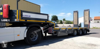náves na prepravu strojov Lider trailer Non Spécifié