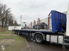 Krone flatbed semi-trailer SDP