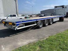 Semi remorque porte voitures NEW NIEUW AKSOYLU Mega extendible car transporter RV camper loadramp