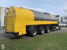 Magyar LAKO RMO JANSKI FOOD MILK MELK LATTE X steering semi-trailer