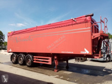 Semi remorque benne Stas TIPPER 50M3 VERY CLEAN