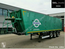 semi remorque Kempf BODEX KIS3B / Vollalu / 51 m3 / German