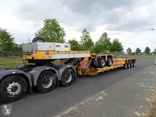Goldhofer STHP XLE 6 (2+4) Low Loader semi-trailer used heavy equipment transport