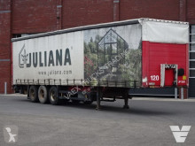 Semirremolque lonas deslizantes (PLFD) usado Schmitz Cargobull Tautliner loadinglift