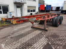 semi reboque Fruehauf BPW - Steelspring - Dubble air