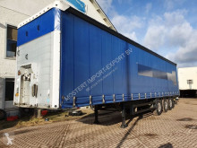 semiremorca Schmitz Cargobull Galvanised chassis - Lifting roof - open roof - COIL