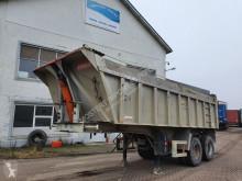 semi remorque Benalu ALU - Steelspring - Drumbrakes - 24M3