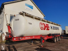 semi remorque Benalu ALU. 56m3 Silo/Bulk trailer