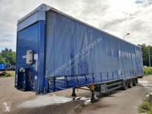 semi remorque Schmitz Cargobull Hefdak - Schuifdak - Galvanised chassis - 4.40m HIGH