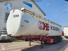 semi remorque LAG ALUMINIUM Tanktrailer