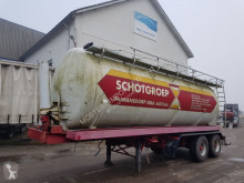 semi remorque LAG SteelTank - Mesttank