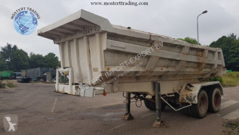 nc BPW - Drum - Steelspring - 21m3 semi-trailer