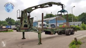 naczepa Bardet + 38T Crane
