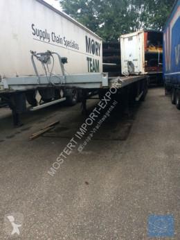 semi remorque Kaiser platte trailer
