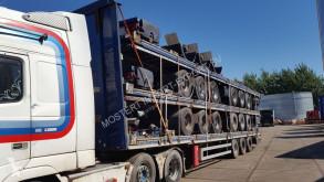 semi remorque Fruehauf TRAILOR Flat trailers
