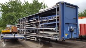 semi remorque Fruehauf zeilen trailer